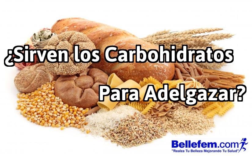 carbohidratos para adelgazar