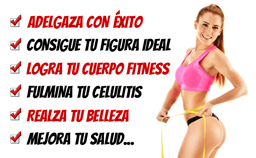 adelgazar fitness celulitis belleza salud