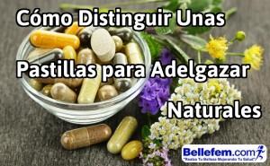pastillas para adelgazar naturales
