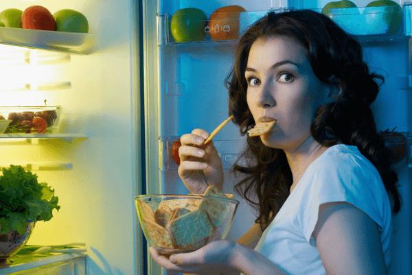 como evitar hambre dieta adelgazar