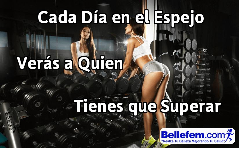 motivación fitness mujer